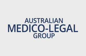 Australian medico legal group logo