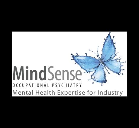 MindSense Occupational Psychiatry logo