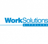 Work Solutions Gippsland logo