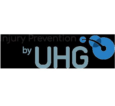 Injury Prevention by UHG logo
