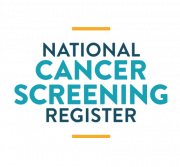 National Cancer Screening Register Logo