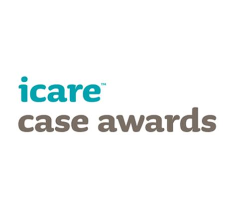 icare case awards logo